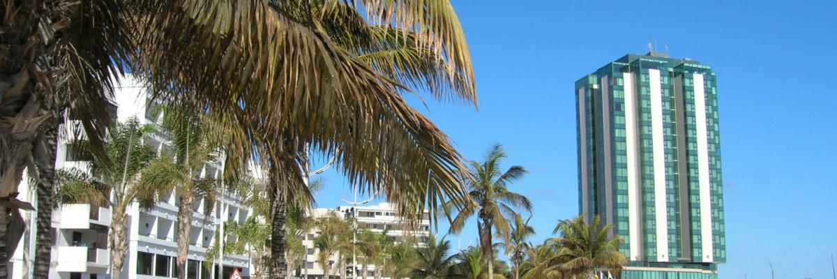 Playa del reducto - Lanzarote