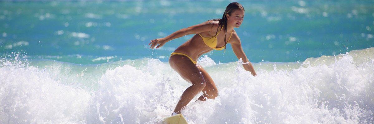 fare surf a lanzarote