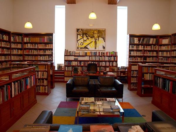 biblioteca Lanzarote