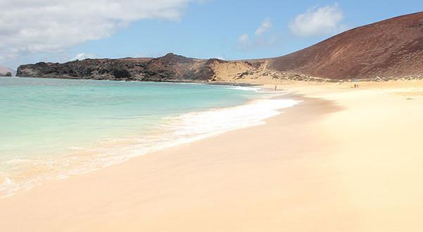 spiagge di lanzarote