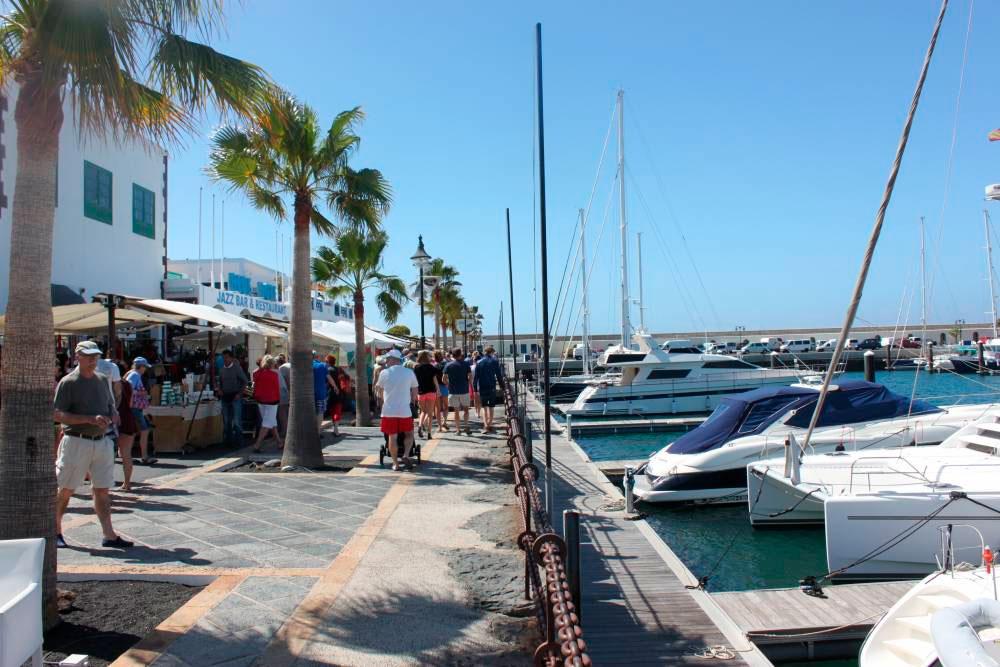 Traghetto per Lanzarote da Fuerteventura
