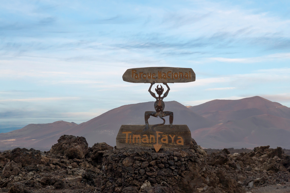 parco nazionale timanfaya trekking